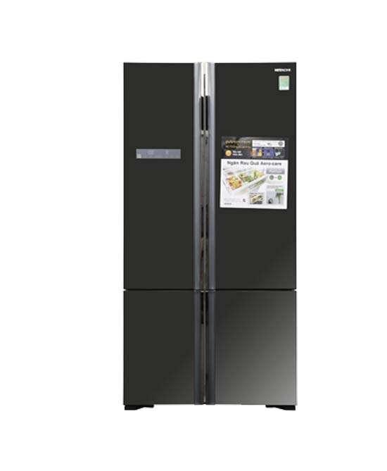 Tủ lạnh Hitachi inverter 640 lít R-WB800PGV5(GBK)