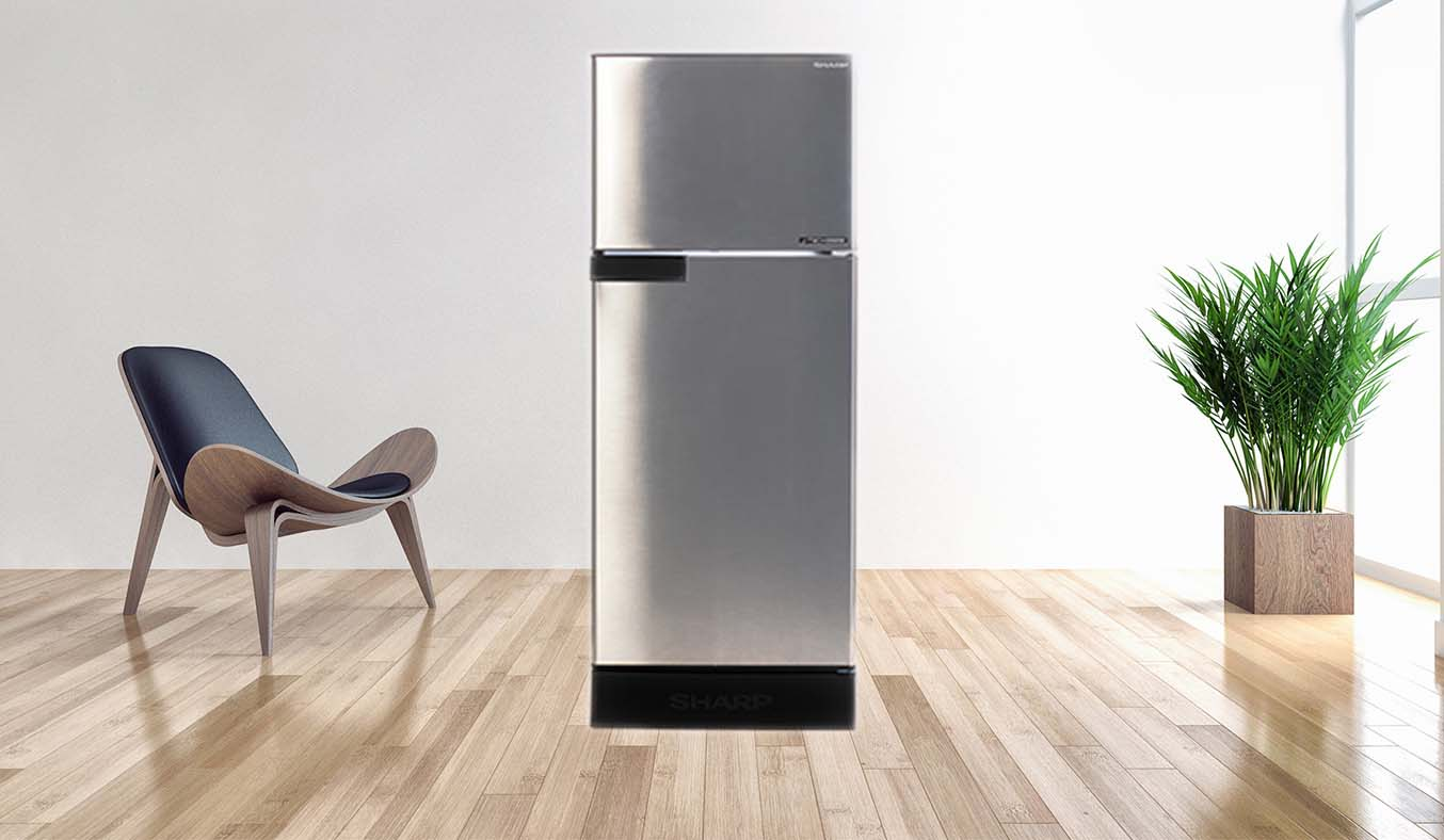 Tủ lạnh Sharp SJ-X196E-SL công nghệ J-tech Inverter