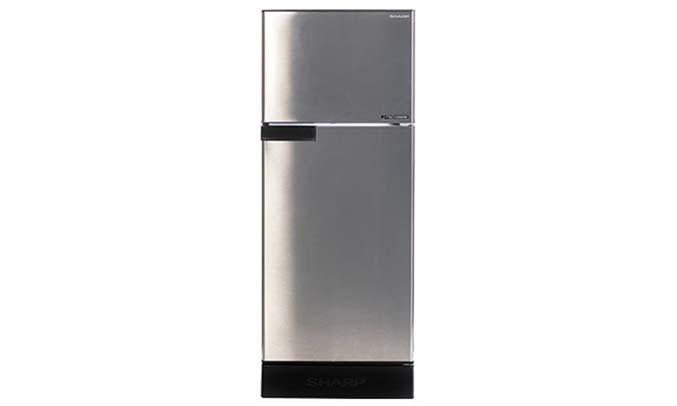 Tủ lạnh Sharp SJ-X196E-SL thiết kế dạng đứng, 2 cửa