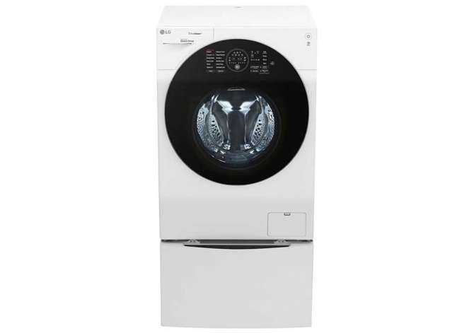 Máy giặt lồng đôi LG Inverter FG1405H3W/TG2402NTWW