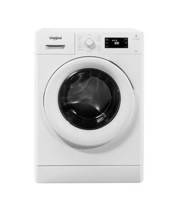 Máy giặt Whirlpool Inverter 9 Kg FWG91284W