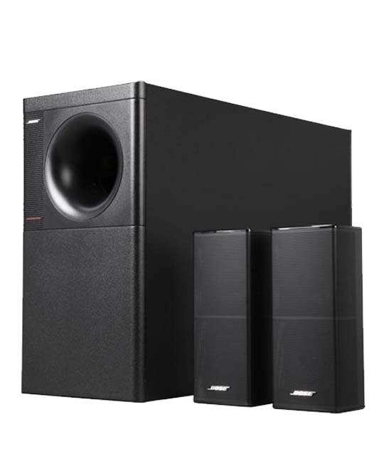 Hệ thống Loa Bose Acoustimass 5 series V (Đen)