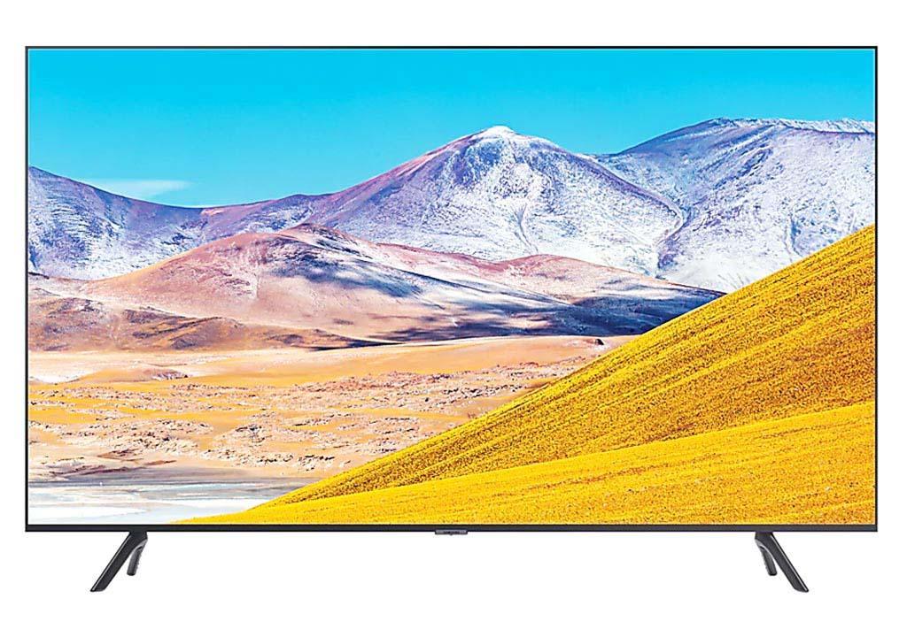 Smart Tivi Samsung 4K 75 inch UA75TU8100KXXV