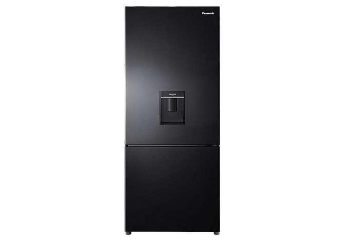 Panasonic Inverter Fridge 368 liters NR-BX410WKVN