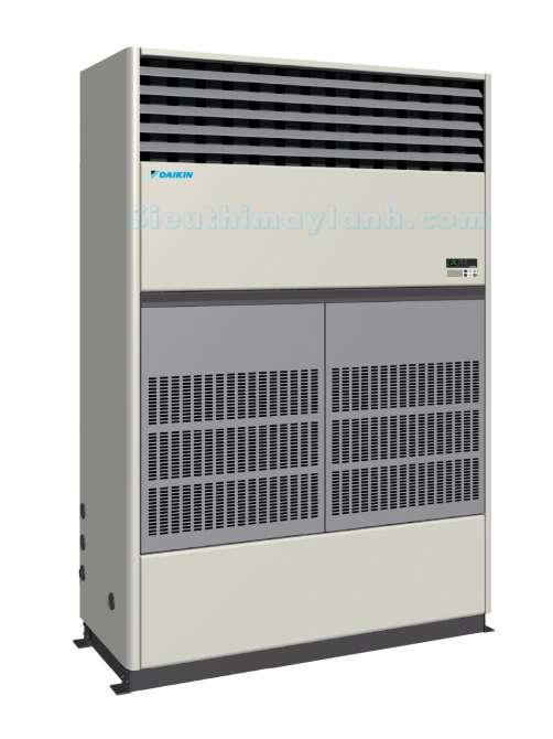 Máy lạnh tủ đứng Daikin đặt sàn thổi trực tiếp FVGR10NV1 (10.0Hp) - 3 Pha