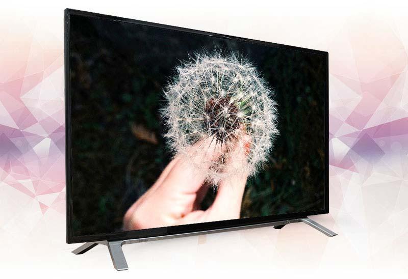 Tivi Toshiba 40 inch 40L3650 - Thiết kế ấn tượng