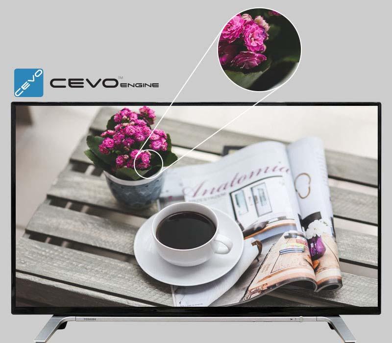 Tivi Toshiba 40 inch 40L3650 - Hình ảnh sống động