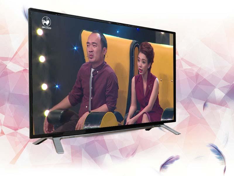 Tivi Toshiba 40 inch 40L3650 - Tivi tích hợp DVB-T2