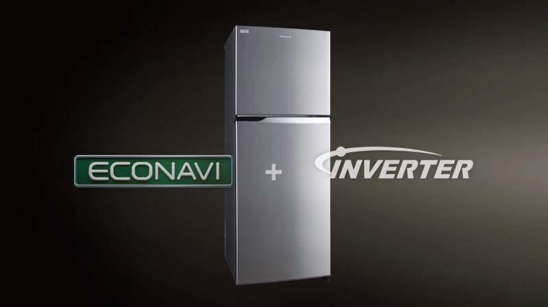 Công nghệ Inverter kết hợp Econavi tiết kiệm điện năng hiệu quả