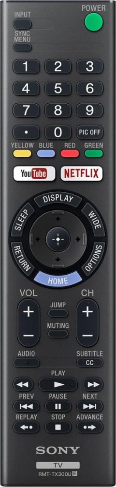 sony_internet_tivi_Kd-70X690E_remote