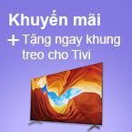 Khuyến mãi khi mua Tivi