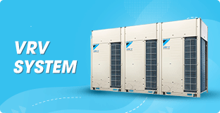 CENTRAL AIR-CONDITIONING SYSTEM VRV / VRF